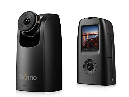 Brinno TLC200 Pro Time Lapse Camera with Waterproof Housing Case Bundle - 42 Day...