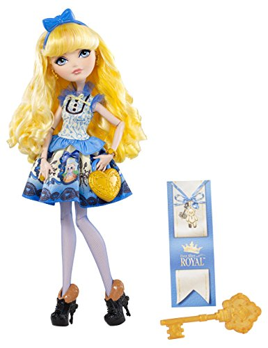 Mattel Ever After High BJG93 - Royal Blondie Lockes, Puppe