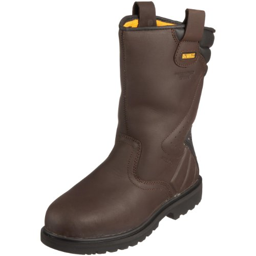 Dewalt Men's Rigger Boot Brown DWF-50071-121 , 41 EU / 7 UK