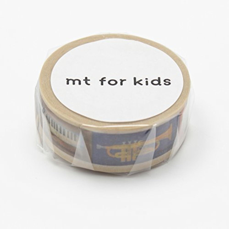 MT MT MT Washi Masking Tape for Kids, Instruments, 15mm x 7m (MT01KID011) by MT B01IQFRC6U     | Online-verkauf  ac77ab