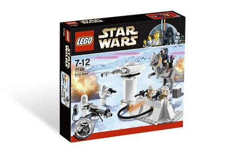 LEGO 7749 Star Wars - Base Echo