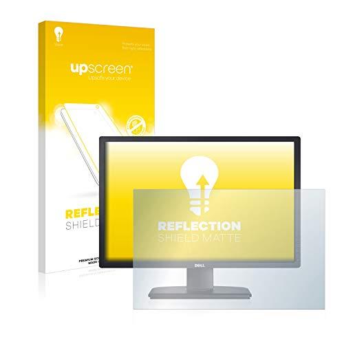 upscreen Protector Pantalla Mate Compatible con DELL U2412M (s) Película – Antireflejos, Anti-Huellas