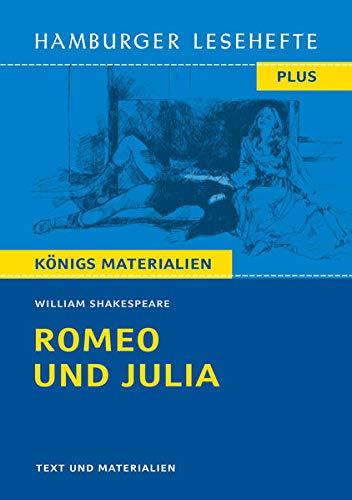 Romeo und Julia: Ein Trauerspiel in fünf Akten (Hamburger Lesehefte PLUS)