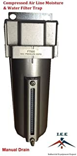 Best moisture trap air compressor Reviews