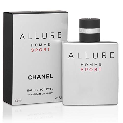 Allure Sport di Chanel - Eau de Toilette Edt - Spray 100 ml.