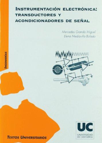 Instrumentación electrónica: transductores y