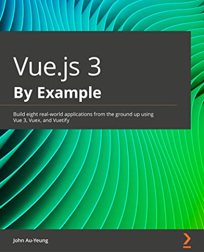 vue 3 by example book