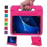 LEADSTAR Coque pour Samsung Galaxy Tab A 10.1 EVA Etui Poignée Stand Étui Enfants...