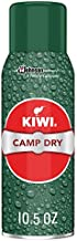 KIWI Camp Dry Water Repellent ,For Tents, Tarps, Boots, Boat Covers, Patio Furniture and More, Spray Bottle, 10.5 Oz (single unit)