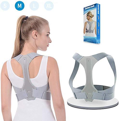 ANOOPSYCHE Corrector de Postura Espalda Hombros Para Hombre y Mujer Talla...