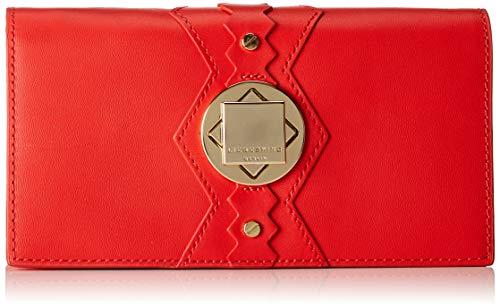 Liebeskind Berlin Damen Nasagneh8 Ecothi Geldbörse, Rot (Liebeskind Red), 3x10x20 cm