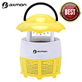 Axmon Electronic LED Mosquito Killer Trap - Eco-Friendly Mosquito Lamp for Home/Indoor Bug