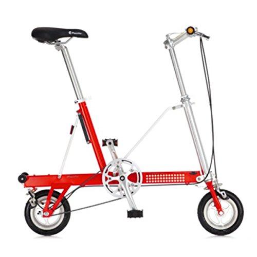 Bazaar 8 Zoll Rad Faltrad Mini Fahrrad Aluminium Rahmen