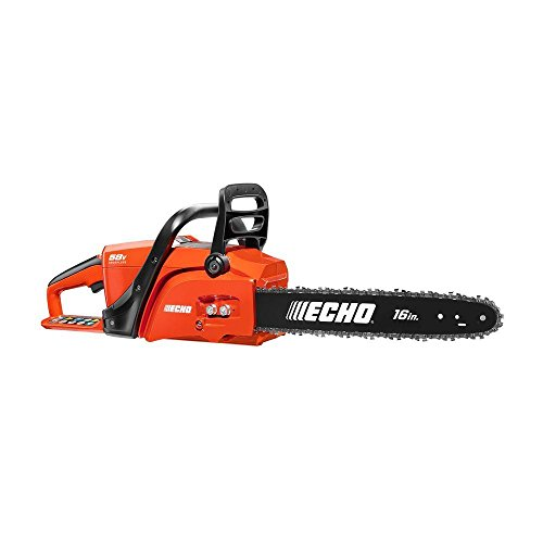 ECHO CCS-58VBT 16 in. 58-Volt Lithium-Ion Brushless Cordless Chainsaw - Battery and...