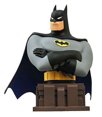Batman Diamond Select Serie Animada Busto 15 Cm