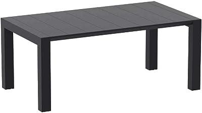 Amazon.com: Hooker muebles Curata extensible mesa de comedor ...