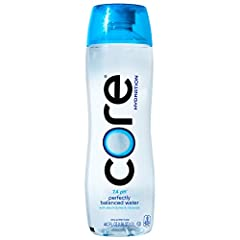 NUTRIENT ENHANCED WATER: Comes with 12 refreshing, nutrient-enhanced 1.3 Liter waters. CORE is designed to work with you, promoting hydration and balance. All bottles are 100% recyclable and BPA-free. PERFECT pH LEVEL: It is ultra-purified with just ...