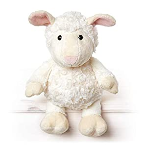 All Creatures Tilly The Sheep - Oveja de Peluche (tamaño Grande)