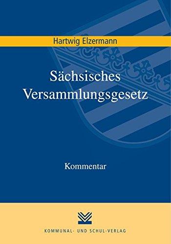 Sächsisches Versammlungsgesetz