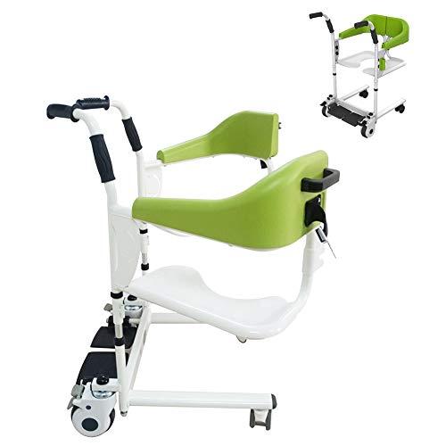 Patientenumbettung Hilfe, Überweisung Rollstuhl Transfer Sliding Medical Lifting Sling Mobilität Ausrüstung Pflege - Pflegebetten Zubehör Patientenpositionierung for senioren Behinderte Bariatric
