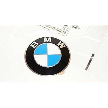 Original Bmw Emblem 36136767550 Leichtmetallrad Selbstklebendes Aufkleber Emblem 64 5 Mm Auto
