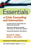 Essentials of Crisis Counseling and...