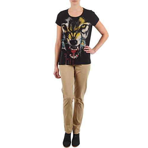 Eleven Paris Pandore Women Hosen Damen Beige - DE 34 (EU 36) - Chinohosen Pants
