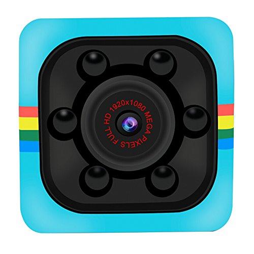 Lilon Mini cámara de vídeo oculta inalámbrica 960P HD pequeñas cámaras de seguridad para el hogar, cámara portátil pequeña con visión nocturna y detección de movimiento