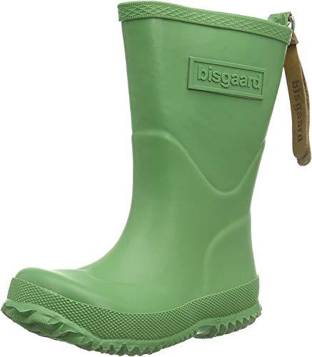 Bisgaard Unisex-Kinder Rubber Boot Basic Gummistiefel, Grün (31 lightgreen), 23 EU