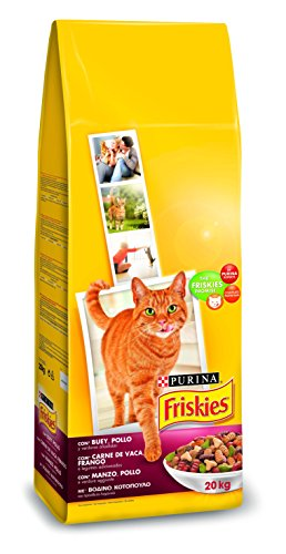 Friskies - Produit – 20 kg.