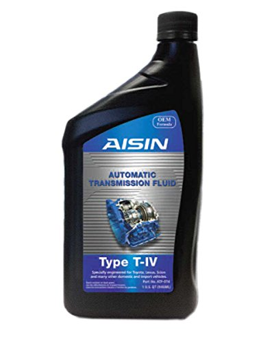 Automatic Transmission Fluid Aisin Type T-IV Equivalent to JWS3309 Compatible with Mini Cooper
