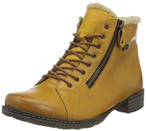 Remonte Damskie buty D4372 modne, Miód beżowy Miód 68, 40 EU Weit