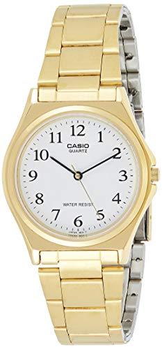 CASIO Reloj analógico de Cuarzo MTP-1130N-7B