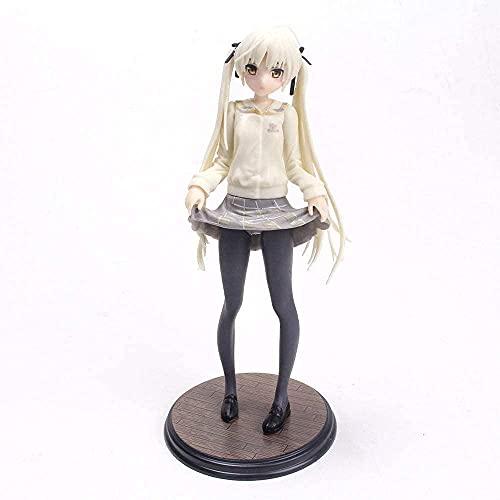 CHAOGG 17 cm muñeca de Anime Yosuga No Sora muñeca PVC acción muñeca Modelo Estatua Personaje muñeca joyería Coleccionable Juguete de Regalo