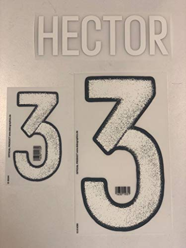 Flock Original EM 2016 DFB Deutschland Away Trikot Hector 3