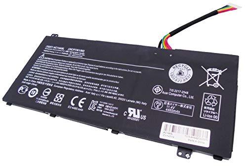 GOLEMON AC14A8L(3ICP7/61/80) Batería para ACER Aspire V15 Nitro VN7 VN7-591G VN7-571 VN7-571G VN7-591G VN7-791 VN7-791G VN7-591G-70RT VN7-791G-73AW VN7-591G-74SK (11.4V 4605mAh)
