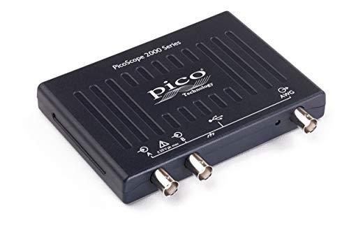 PicoScope 2206B - Osciloscopio USB de 2 canales, 50 MHz (Varios)