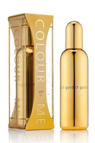 Farbe Me Homme Gold Eau De Toilette Spray für Herren 90ml