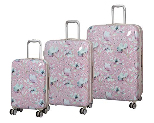IT Luggage Sheen Hardside Expandable Spinner 3 Piece...