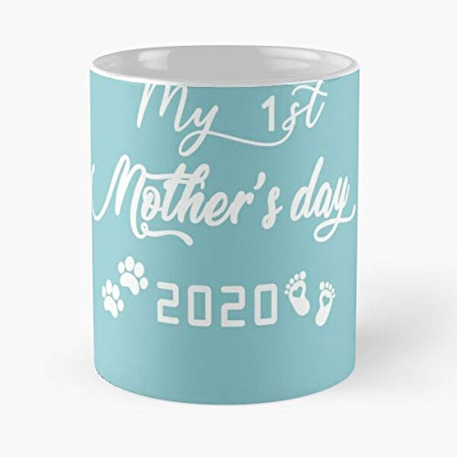 My 1st Mather's Day 2020 T-shirt Mather Gift Personalization Mall Mother's Classic Mug - 1 Ounces Funny Coffee Gag Gift. Gumacshirt