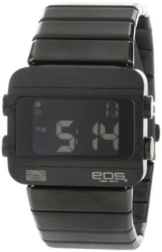 EOS New York Unisex 357SBLK Sprinx Digital Black Orologio