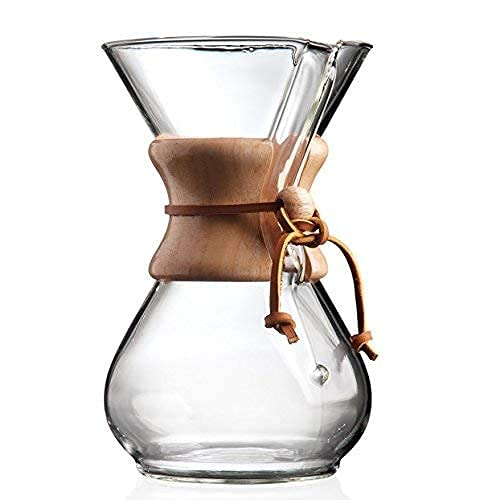 Chemex Pour-Over Coffeemaker