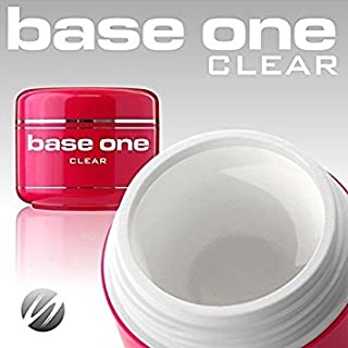 Base One Clear - Gel constructor monofásico 15 g