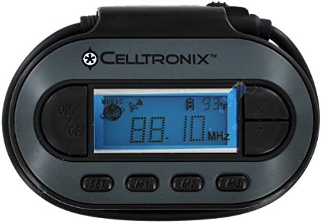 Celltronix 06 CE 2152 Universal FM Transmitter for iPod MP3 Player product image