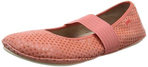 CAMPER Mädchen Right Kids Geschlossene Ballerinas, Pink (Medium Pink 660), 29 EU