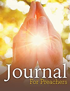 Diary Journal for Preachers Book