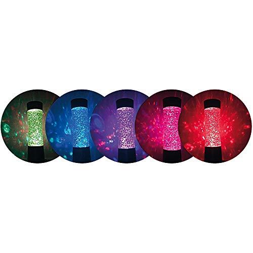 Moses Glitzerlampe Shake and Shine (LED-Licht mit Farbwechsel)