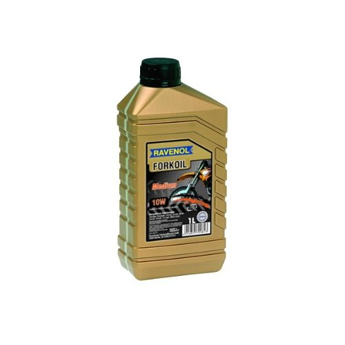 RAVENOL Gabelöl Fork Oil Medium 10W 1Liter