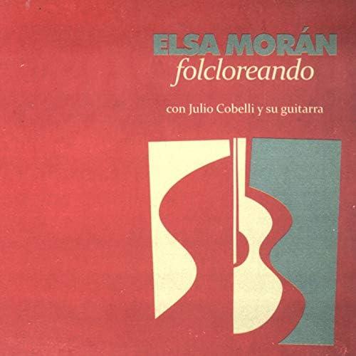 Elsa Morán feat. Julio Cobelli