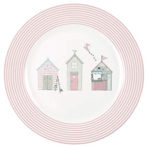 GreenGate Kids Plate Elisson Pale pink